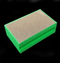 Diarex Diamond Hand Polishing Pad Grit 60 Metal Bond