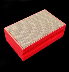 Diarex Diamond Hand Polishing Pad Grit 200 Metal Bond