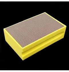 Diarex Diamond Hand Polishing Pad Grit 400 Metal Bond