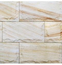 Himalayan Teak Rock Face Cladding Sandstone