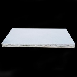 Himalayan White Honed Capping Rock Edge Sandstone