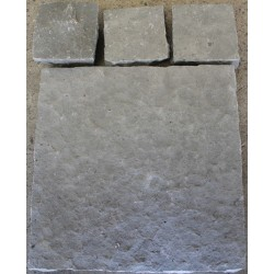 Cobblestone Basalt Light Grey Loose