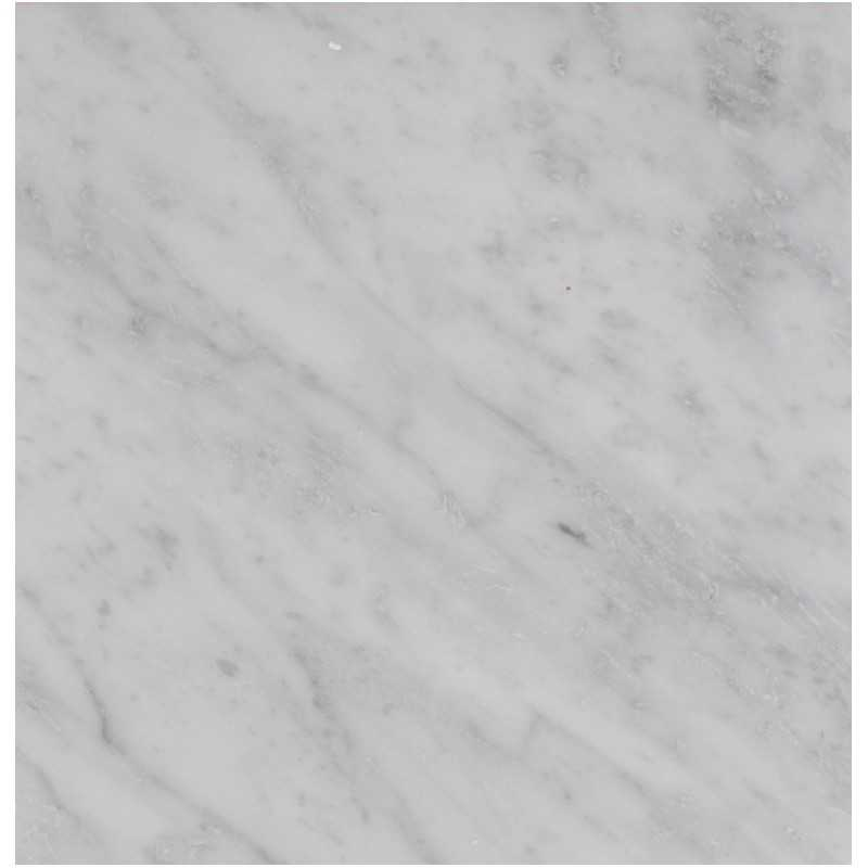 Italian bianco carrara c honed marble tiles ebay for How to hone marble