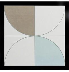 Diaz Timeless Earth Matt Porcelain Tiles 200x200