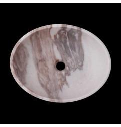 Calacatta Orient Honed Oval Basin Marble 2705