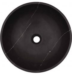 Pietra Grey Honed Round Basin Limestone 1925