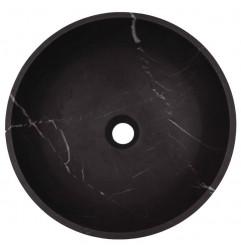 Pietra Grey Honed Round Basin Limestone 1923