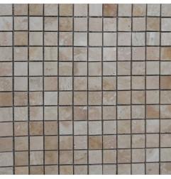 Travertine Classico Filled Polished Mosaic