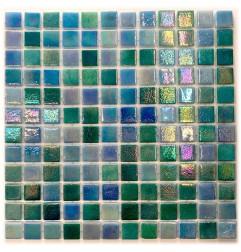 Leyla Byron Bay Glass Mosaic Tiles