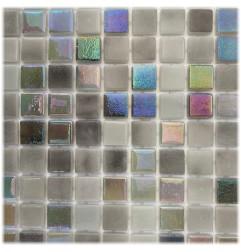 Leyla Brussels Glass Mosaic Tiles