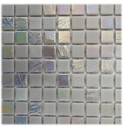 Leyla Maldives Glass Mosaic Tiles