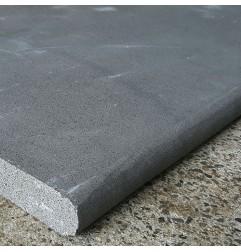 Bluestone Sawn Bullnose Step Tread