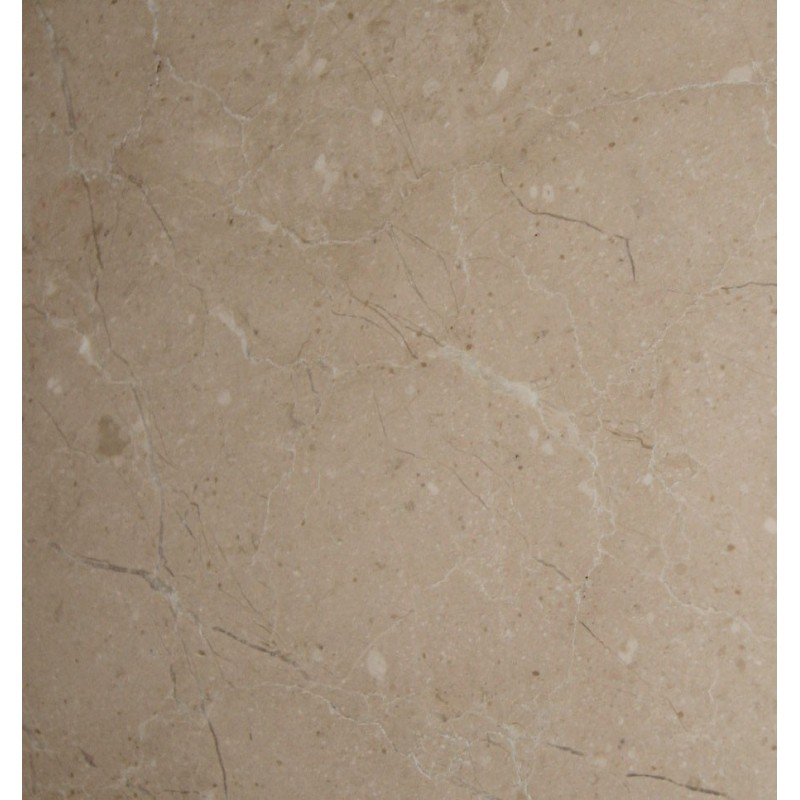Marfil Beige Marble Tile - Honed