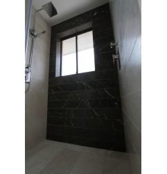 Bianco Perla Limestone Tile - Light Shade - Honed