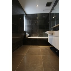 Pietra Grey Limestone Tiles - Honed