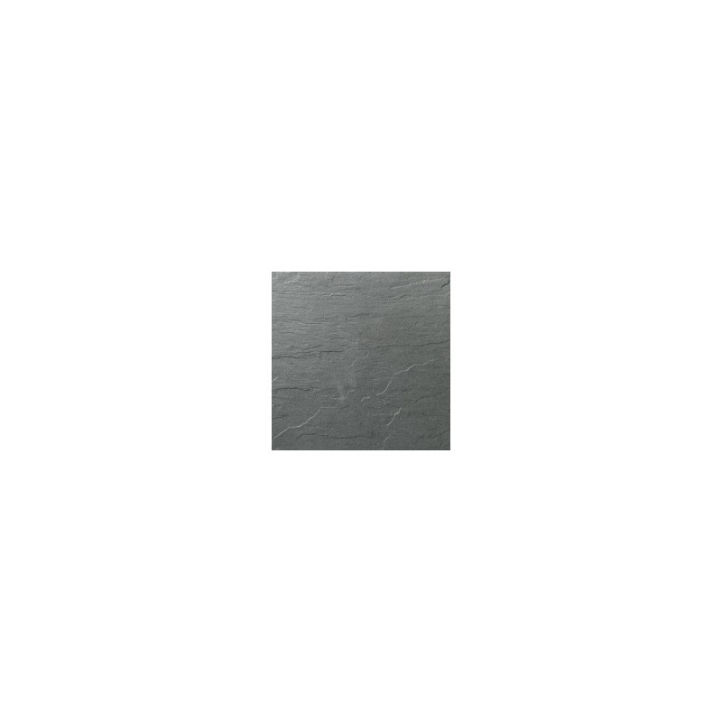Steel Grey Rock Face Durastone Everstone Porcelain Tile