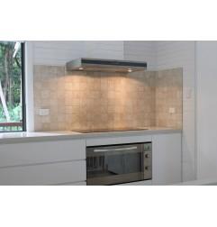 Travertine Classico Anticato Tile-Light Shade-Tumbled