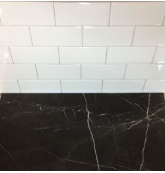 Matt White Ceramic Subway Tile