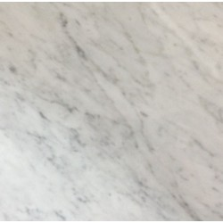 Italian Bianco Carrara C Polished Marble
