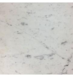 Bianco Carrara C Italian Marble Tile - Honed