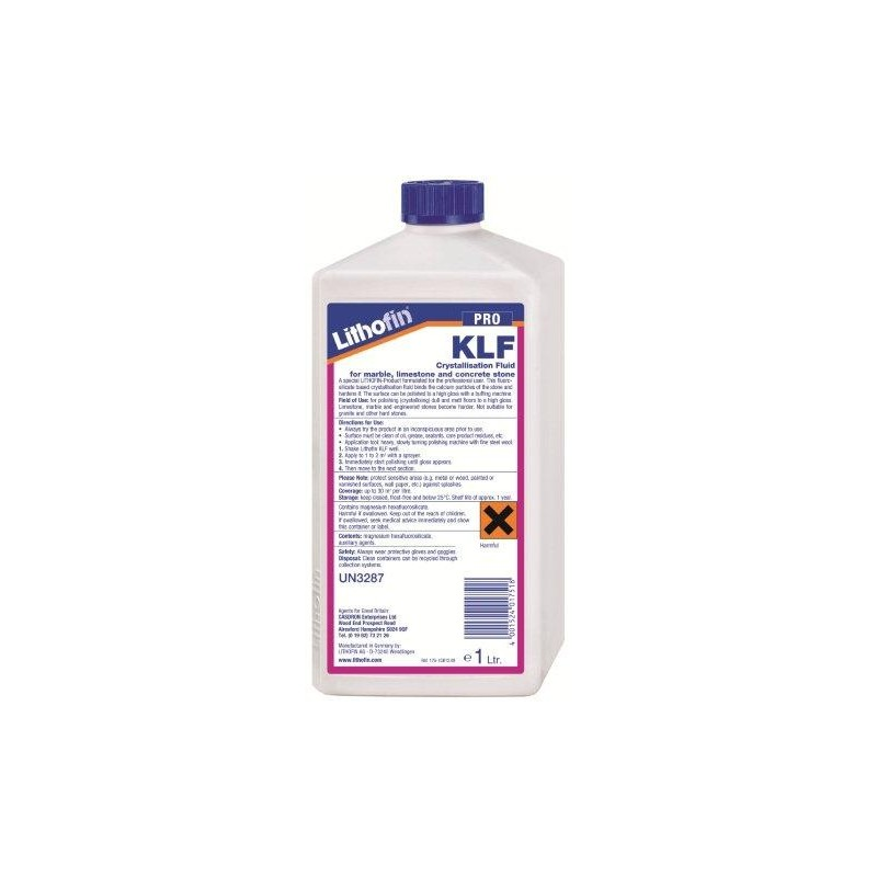 Lithofin KLF|Crystallisation FluidCrystallisation Fluid (Made in Germany)