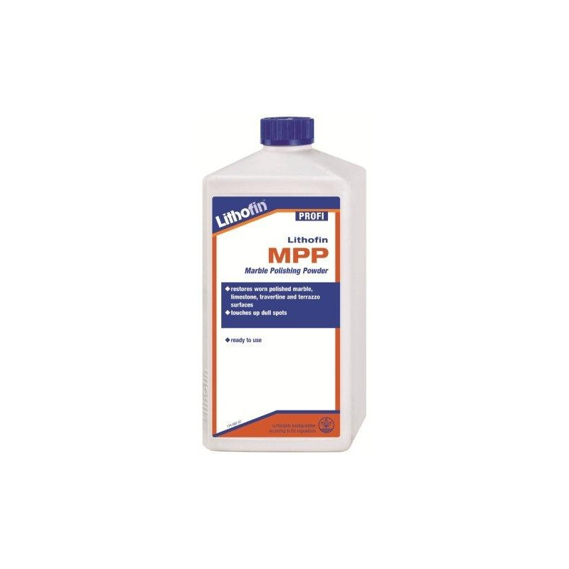 Lithofin MPP|Marble Polish Powder (Made in Germany)