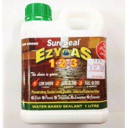 Sure Seal Ezy-As 1.2.3 Sheen Based Sealer