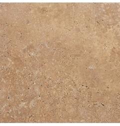 Travertine Noce - Cross Cut - Unfilled & Honed