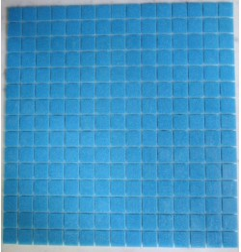 Azure 3- Italian Glass Mosaics Pool Tiles|On Plus System