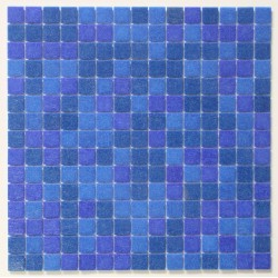 Mosaic Corp Milan Mix Italian Glass Mosaic Tiles