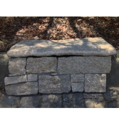 Alpine Gold| Capping Rock Panels|Granite