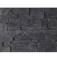Alpine Black |Rock Panels Interlocking|Granite