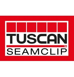 Tuscan SeamClip | White