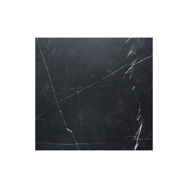 Nero Marquina Honed Marble Tile
