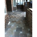 Pietra Mocha Limestone Tile - Honed