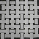 Basket Weave Mosaic|Carrara Nero Marquina Honed