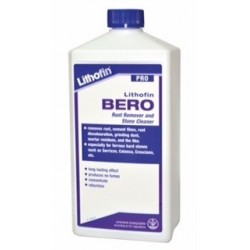 Lithofin BERO|Rust Remover and Stone Cleaner (Made in Germany)