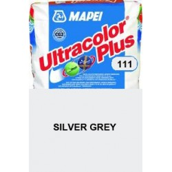 Mapei Grout Ultracolor Plus Silver Grey (111)