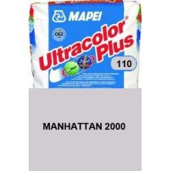 Mapei Grout Ultracolor Plus Manhattan 2000 (110)