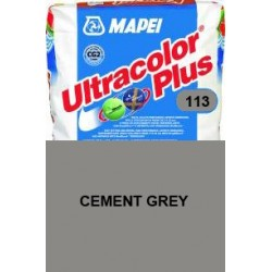 Mapei Grout Ultracolor Plus Cement Grey (113)