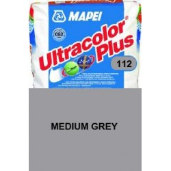 Mapei Grout Ultracolor Plus Medium Grey (112)