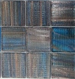 Ferrara - Italian Glass Mosaics Pool Tiles|On Plus System