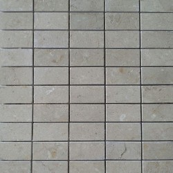New Botticino Polished Marble Mosaic