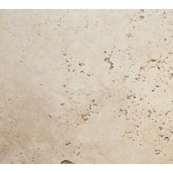 Italian Travertine Classico Unfilled Honed Light