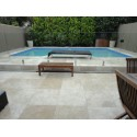 Travertine Classico Anticato Tile-Medium Shade-Tumbled