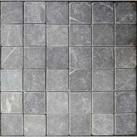Pietra Grey Mosaics|Tumbled|Sheeted