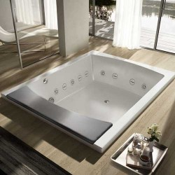 Seaside Bathtub for The Bathroom