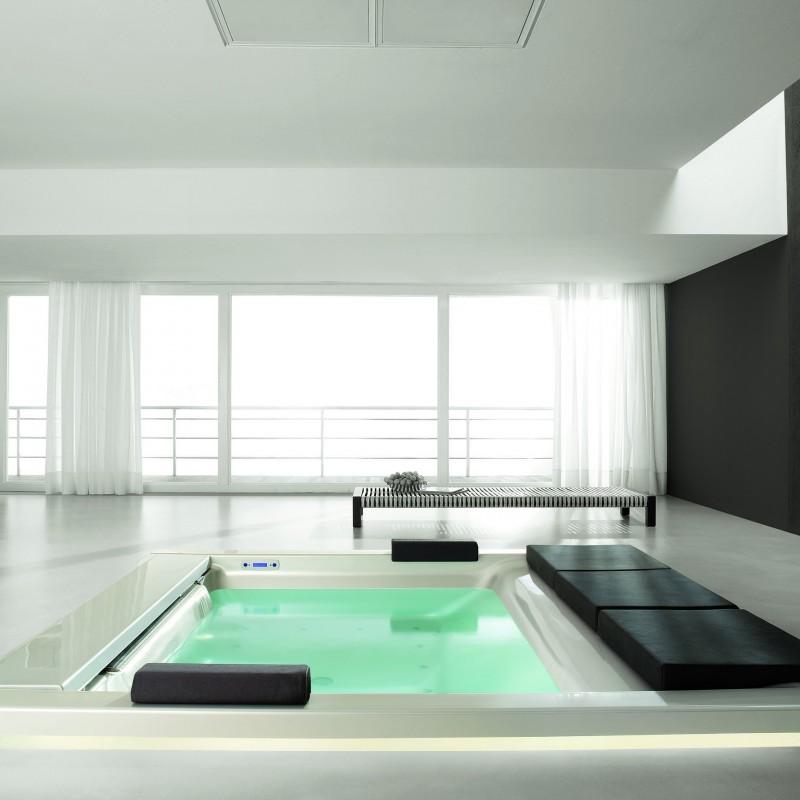 Seaside Bathtub for The Living Room