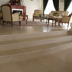 Gohera Step Tread Honed Limestone