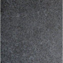 Diamond Black Step Tread Flamed Granite